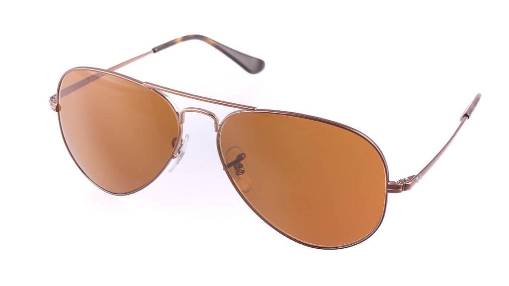 Ray Ban Piloten Sonnenbrille mit Sehstärke in 97080 Würzburg